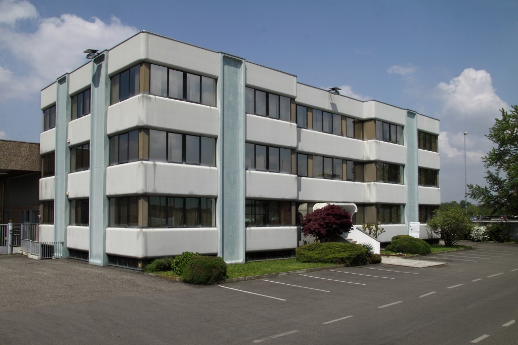 New offices and laboratories location